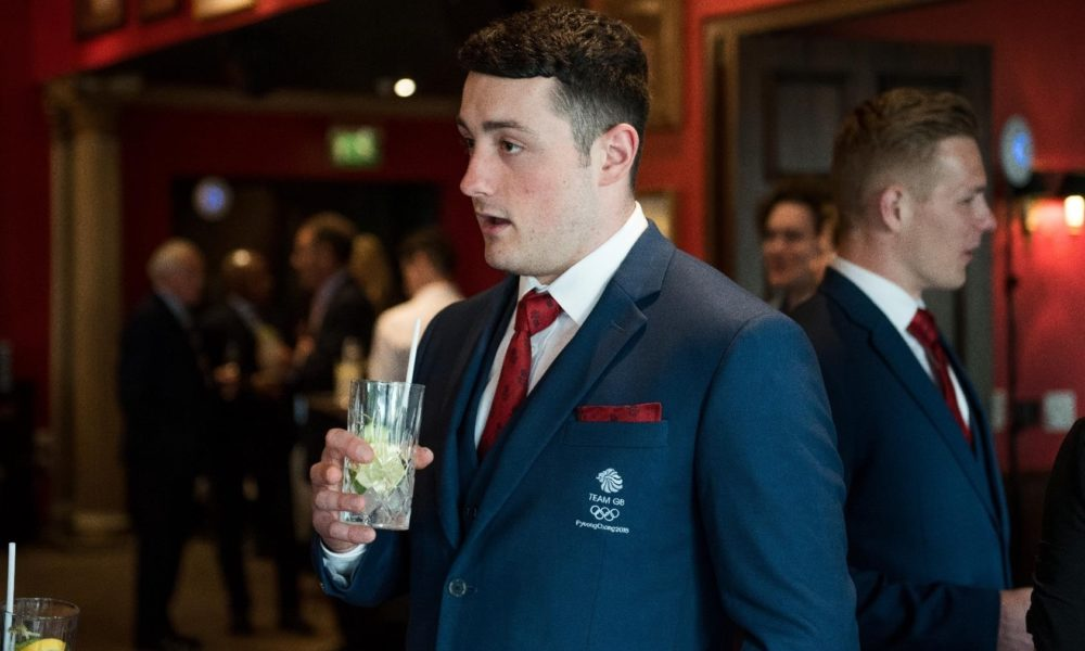 THE BRITISH BOBSLEIGH & SKELETON GALA DINNER