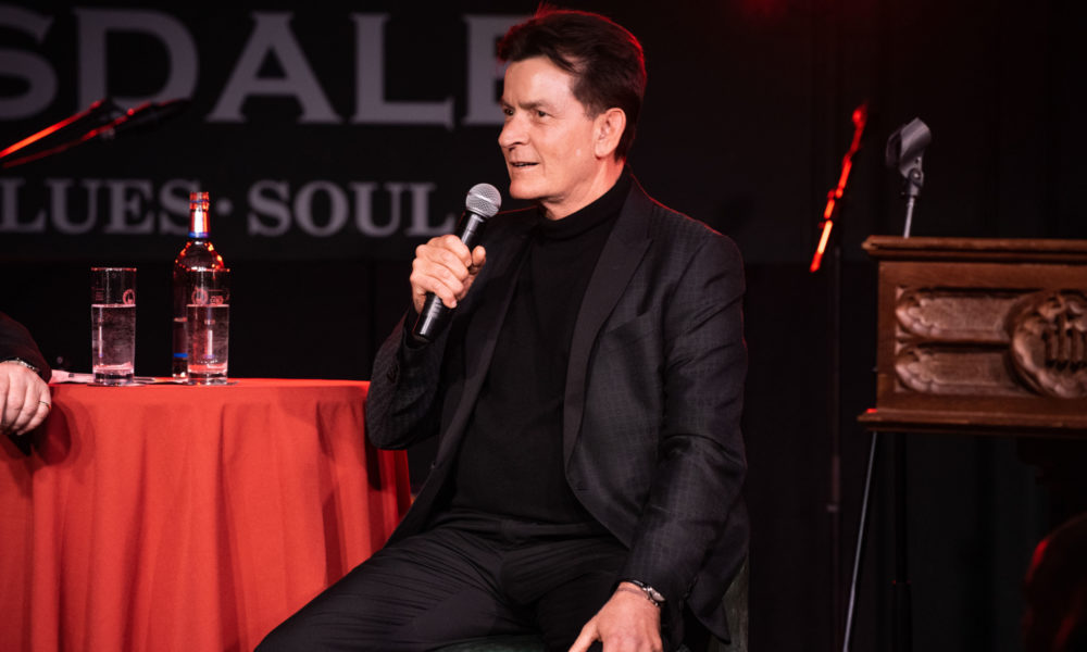 The Vina Carmen Gala Dinner with Charlie Sheen