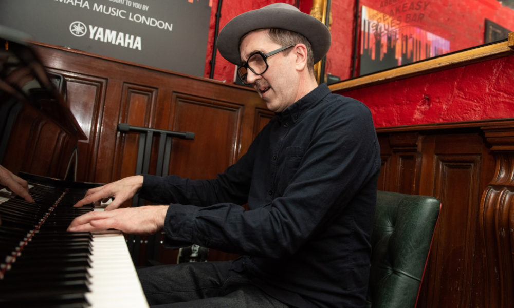 The Launch of the Speakeasy Blues Bar at Boisdale of Bishopgate