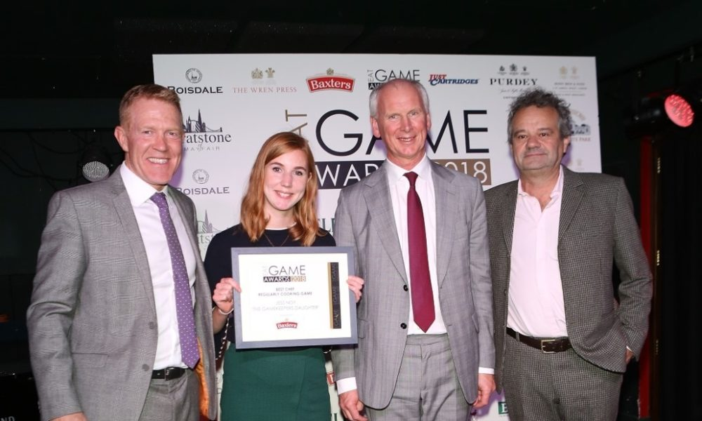 Eat Game Awards 2018: Celebrating Wild British Produce