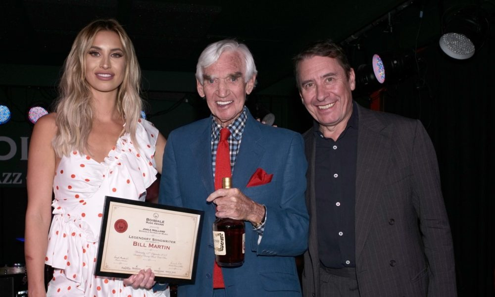 BOISDALE MUSIC AWARDS 2018  HOSTED BY JOOLS HOLLAND & FERNE MCCANN