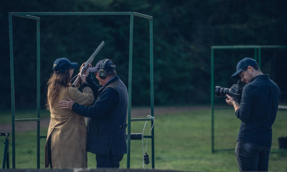 The King's Ginger Shooting Chefs Cup
