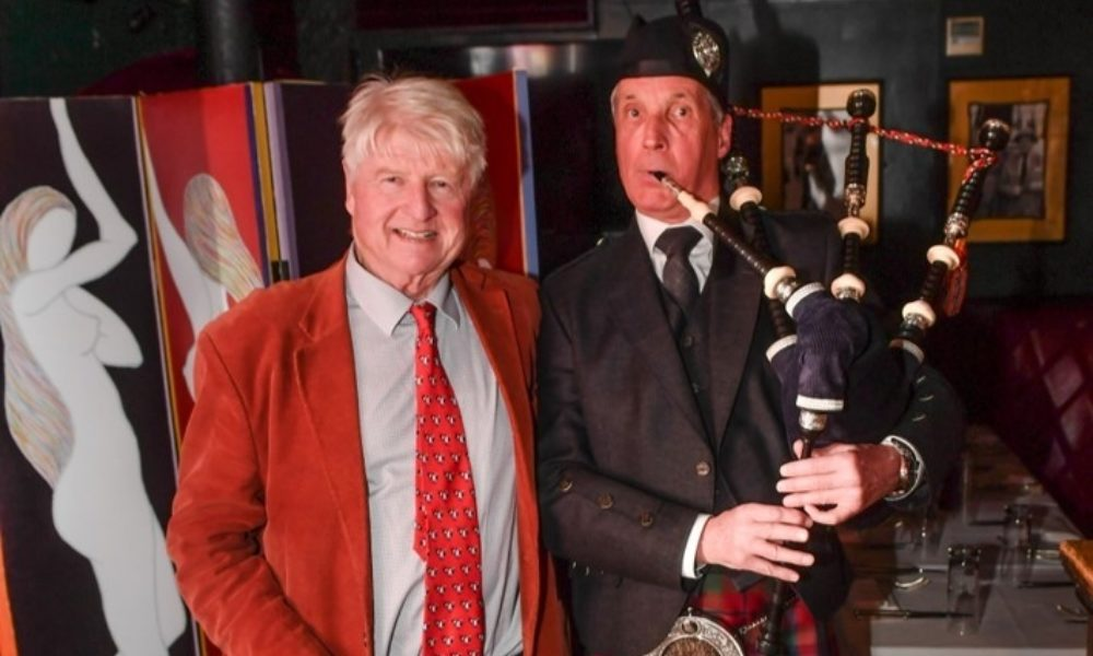 BURNS NIGHT IN ASSOCIATION WITH ANNANDALE DISTILLERY