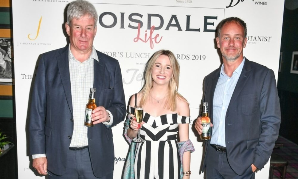 The Boisdale Life Editors Lunch and Awards 2019