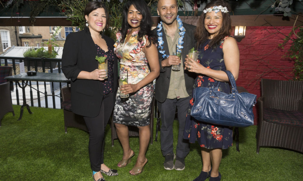 The Botanist Gin Garden at Boisdale of Belgravia