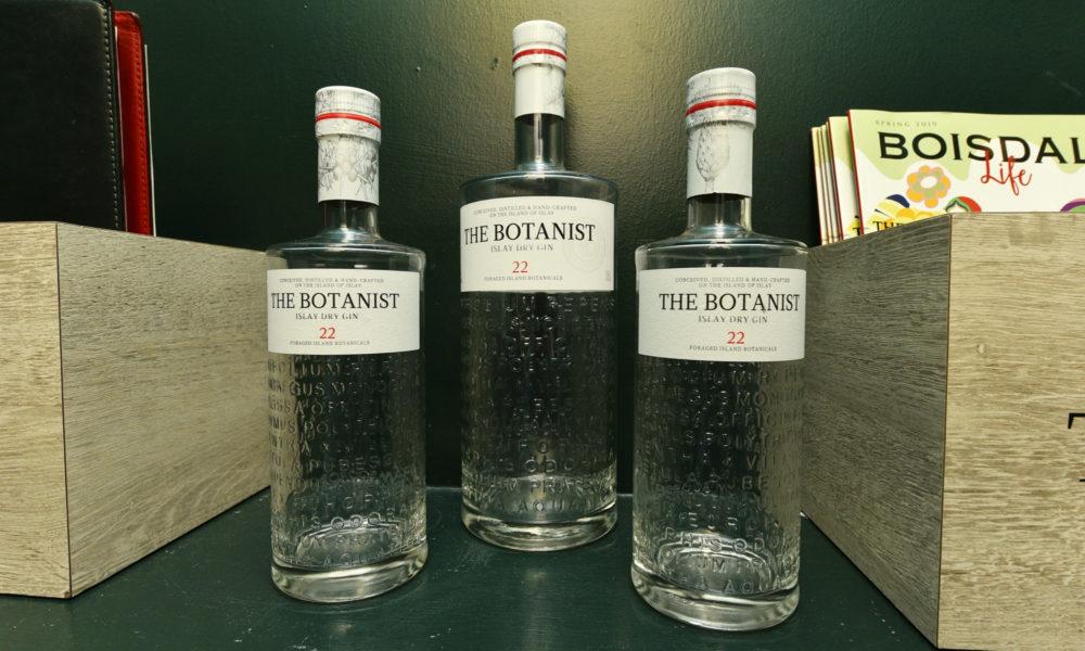 The Botanist Gin Garden at Boisdale of Belgravia