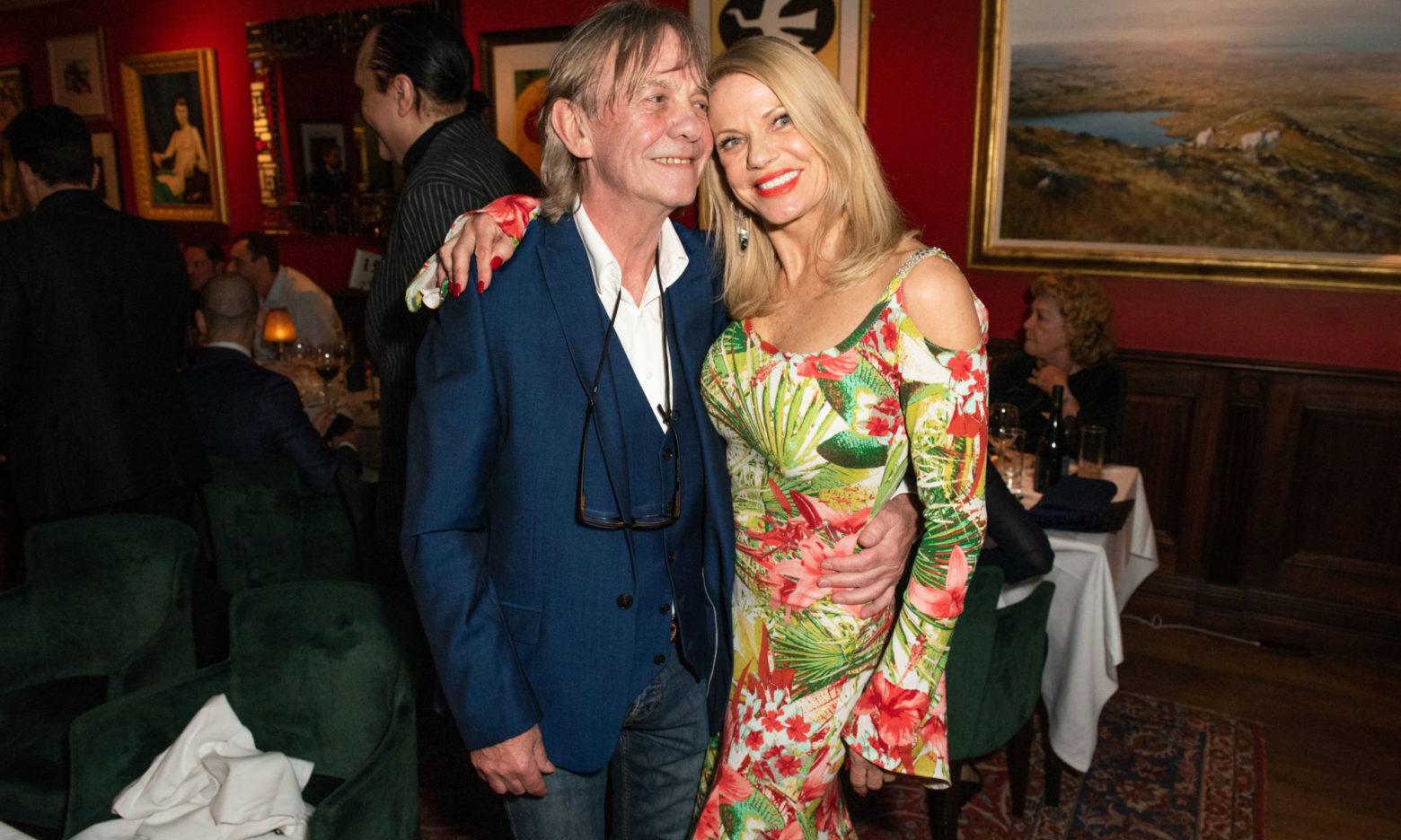 The Vina Carmen Gala Dinner with Charlie Sheen