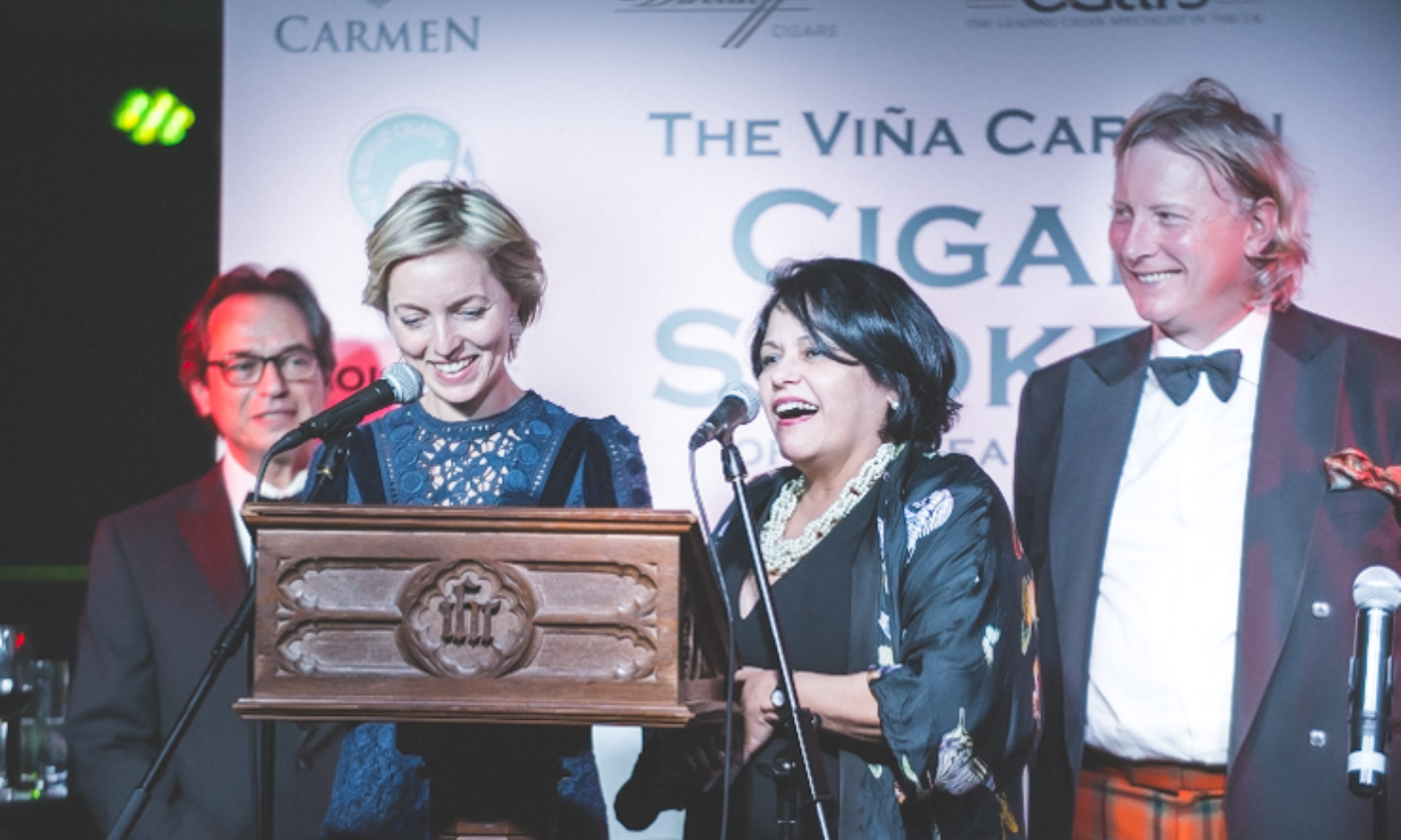 BOISDALE'S SEVENTH ANNUAL VIÑA CARMEN CIGAR SMOKER OF THE YEAR 2019