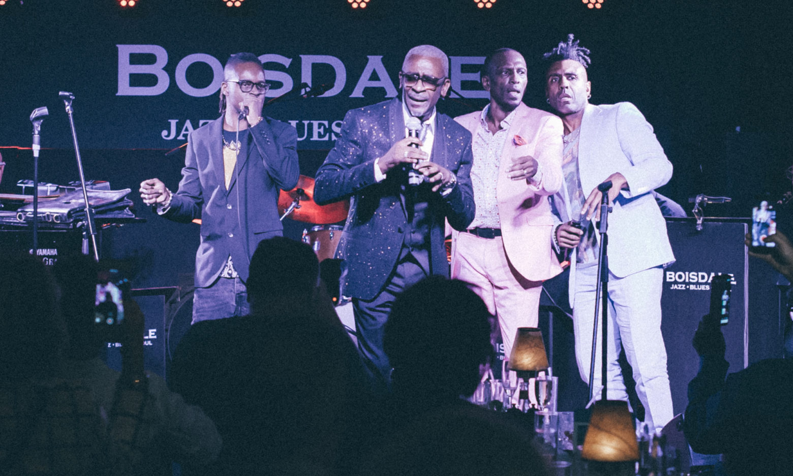 THE BOISDALE MUSIC AWARDS 2019