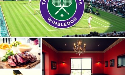 Watch Wimbledon at Boisdale of Canary Wharf