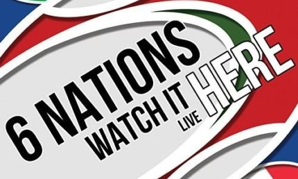 Six Nations at Boisdale Canary Wharf