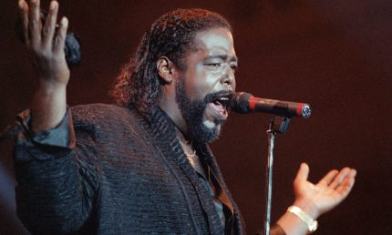 Valentine's Weekend with Shenton Dixon as Barry White