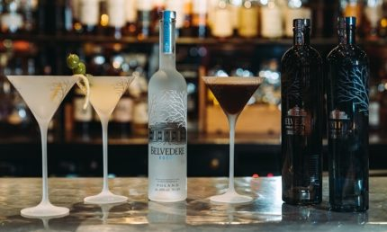 Belvedere Martini Offer