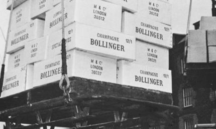 Bollinger NV £49.50 a bottle