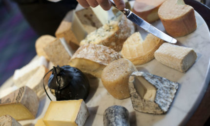 Cheese and Port Tasting Evening at Boisdale of Canary Wharf