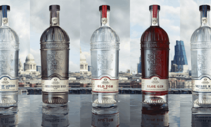 Gin Blending Events in conjunction with London Cocktail Week