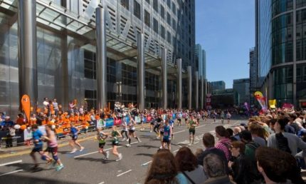 Watch The World's Largest Marathon Over Brunch On The Boisdale Terrace!