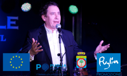 The Boisdale Music Awards 2019 in association with  PUGLIA PROMOZIONE & REGIONE PUGLIA