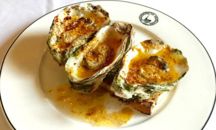 Oyster & Wine Tasting Evening at Boisdale of Canary Wharf