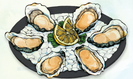 Oyster Happy Hours - 3pm-6pm