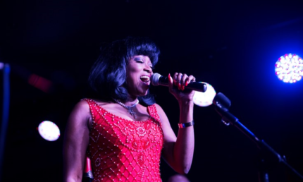 Award Winning Singer Patti Boulaye sings love songs for Valentine's Day (Early & Late show)
