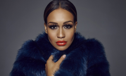 Rebecca Ferguson performs live at Boisdale of Canary Wharf in a special 2 week residency!