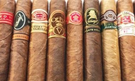 Robusto World Championship at Boisdale of Belgravia