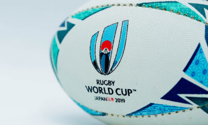 Rugby World Cup at Boisdale of Belgravia