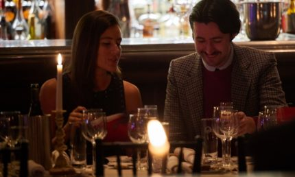 Dinner & Live Music this Valentines day at Bishopsgate