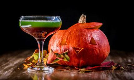 Experience Halloween at Boisdale of Bishopsgate