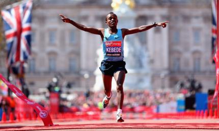 London Marathon Sunday 4 October 2020