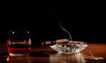Tutored Cigar & Whisky Pairing - 20% discount on list prices
