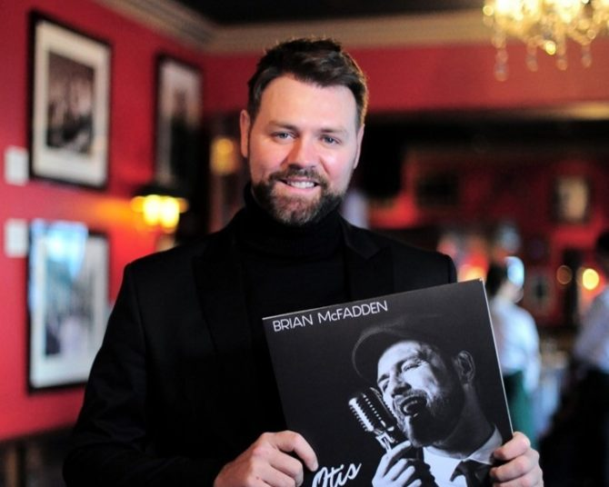 Brian McFadden Live & Unplugged on May 23rd