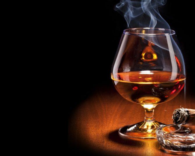 Cigar and Whisky Pairing Offer