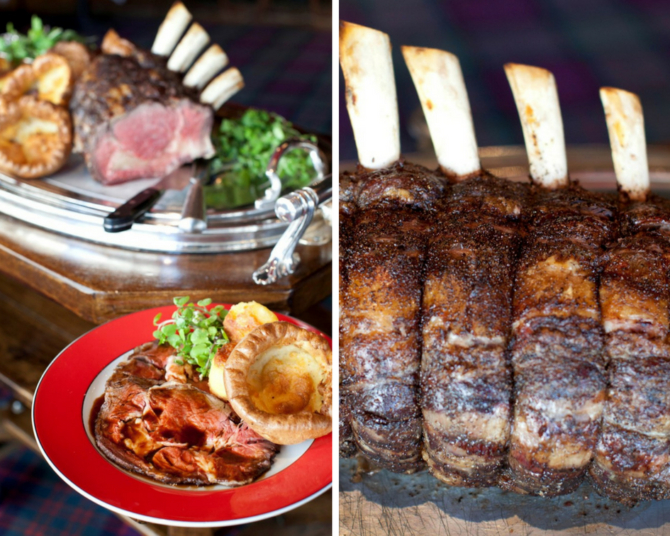 The Best Sunday Lunch in London & Live Classic Jazz on the 2nd Floor