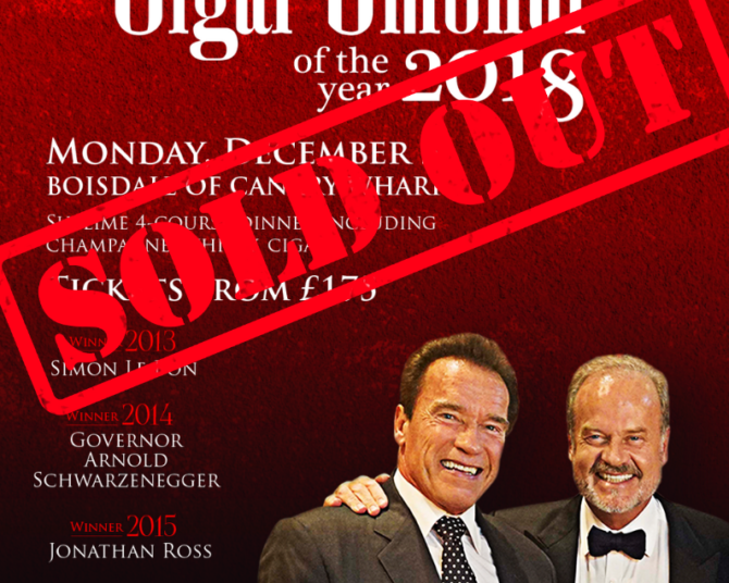The Cigar Smoker Of The Year Awards