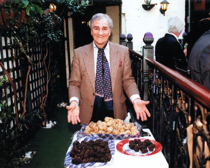 The very best white truffle deal of all time at Boisdale