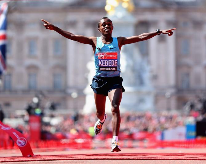 London Marathon Sunday 26 April 2020