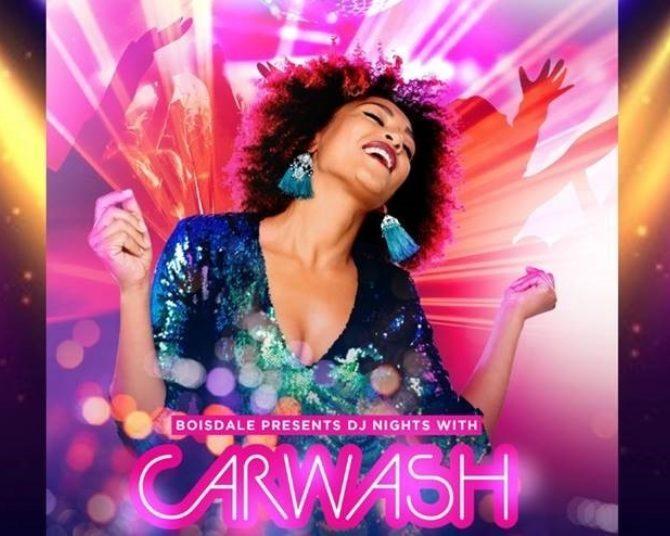Carwash Fridays