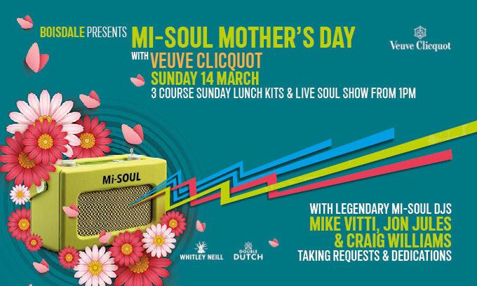 Mi-Soul Mothers Day