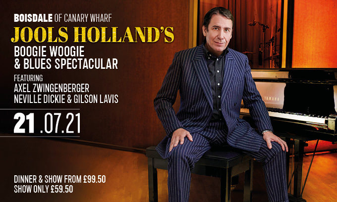 Jools Holland's Boogie Woogie & Blues