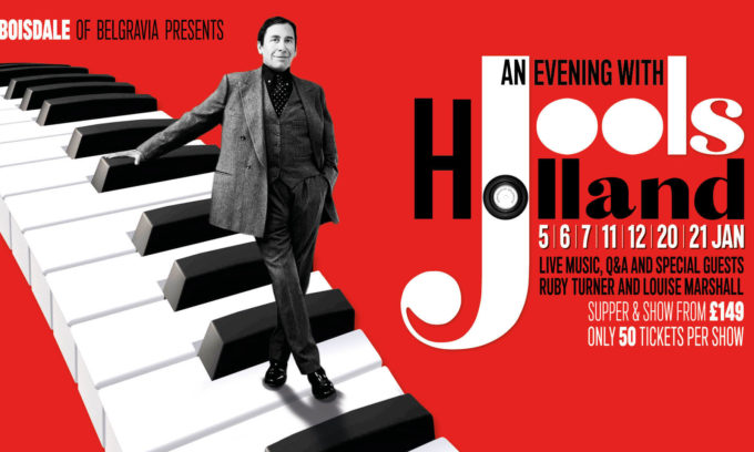 An Intimate Evening with Jools Holland