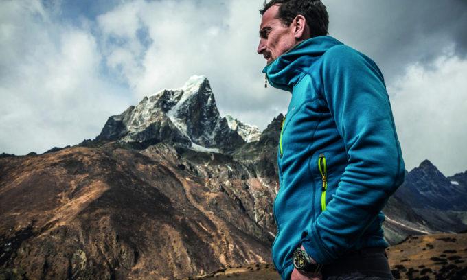THE MOUNTAIN MAN