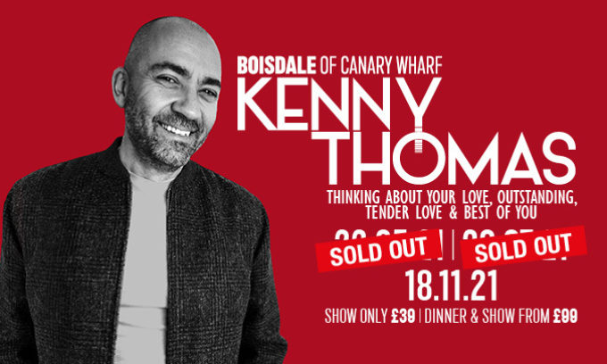Kenny Thomas