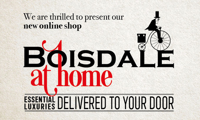 Boisdale at home
