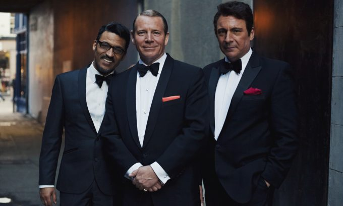 THE DEFINITIVE RAT PACK