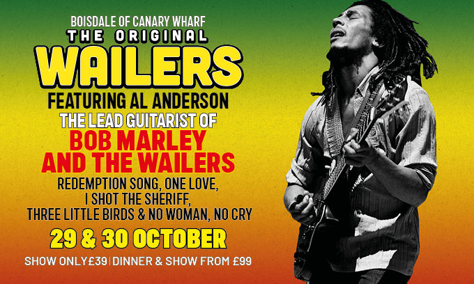 The Wailers feat. Al Anderson
