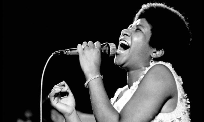 REMEMBERING ARETHA