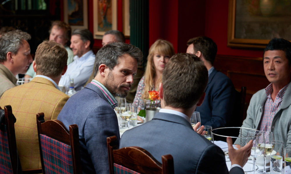 Boisdale & Balvenie Game Restaurant Shooting Cup