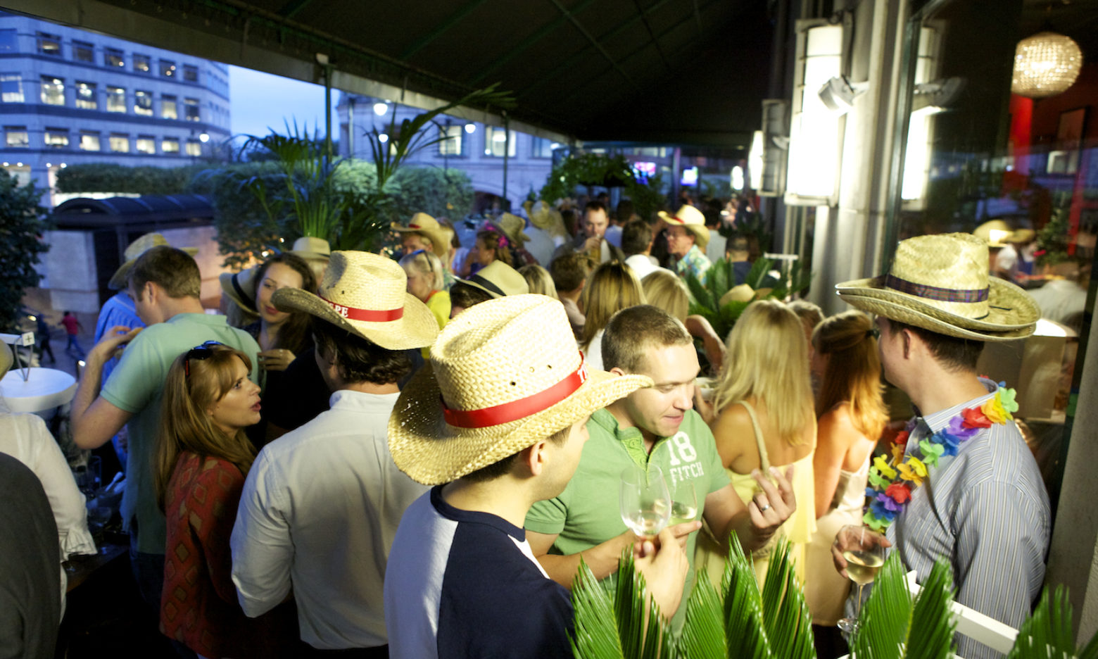 Cloudy Bay Beach Party In Association With Orlebar Brown
